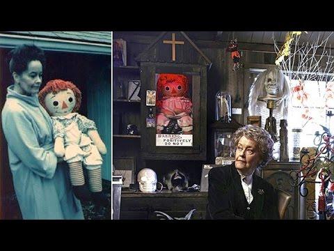 #Кукла #дьявола. Проклятие #Аннабель. Реальная история