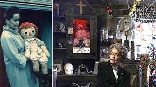 Кукла дьявола. Проклятие Аннабель. Реальная история