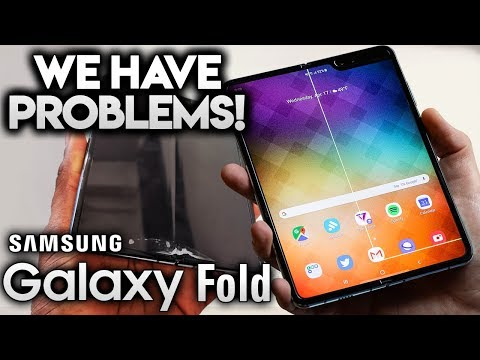 Samsung Galaxy Fold - Problems You Need To See!