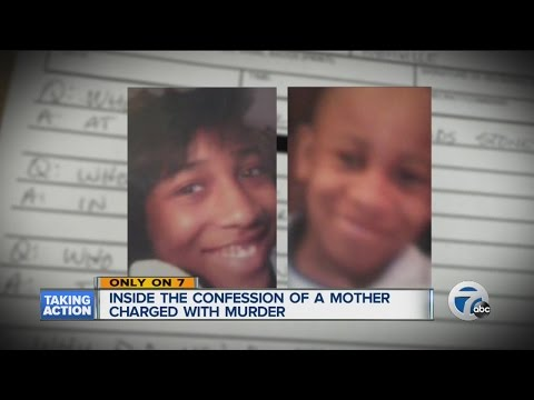 New details revealed from Mitchelle Blair's confession after her two kids were found dead in freezer