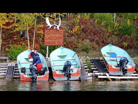 A TOUR OF ECHOING LAKE CAMP