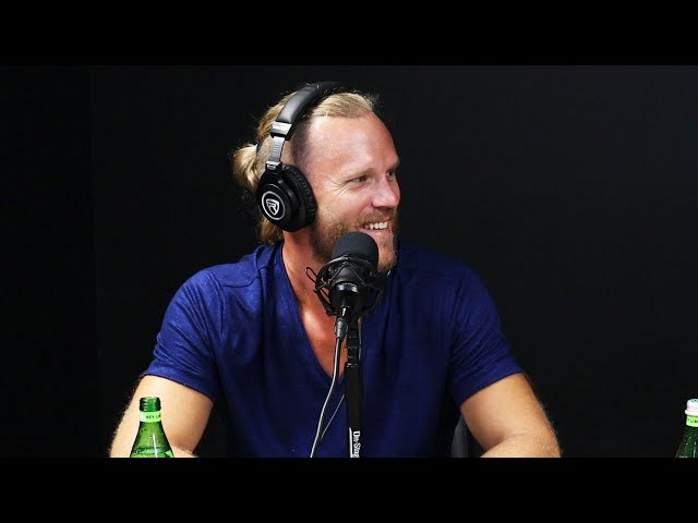 Noah Syndergaard - MLB Pitcher for NY Mets - Palm Beach Podcast #62