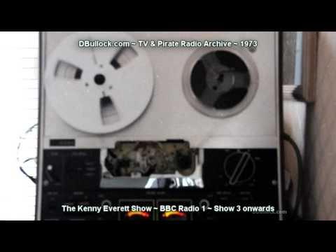 [1973] Kenny Everett Shows #3 to 6 ~ BBC Radio 1