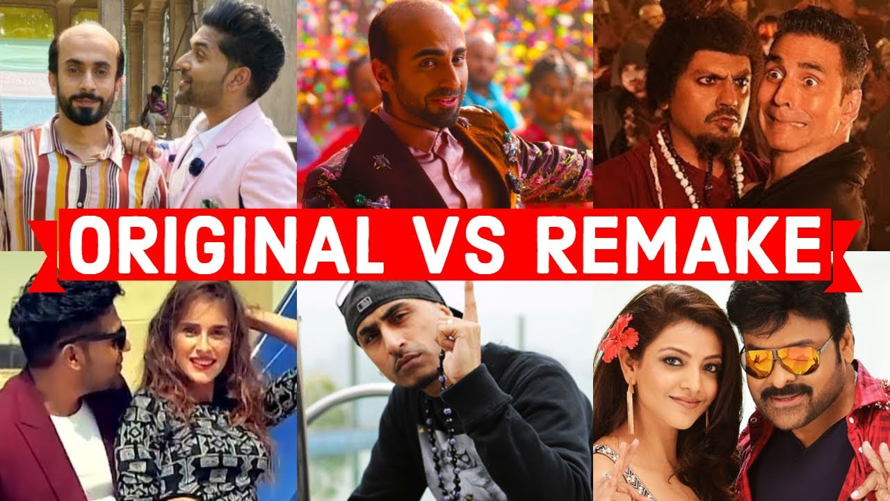 Original Vs Remake (October) - Which Song Do You Like the Most? - Bollywood Remake Songs 2019