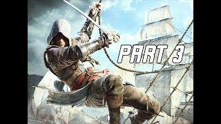 Assassin's Creed 4 Black Flag Walkthrough Part 3 - Jackdaw (PC AC4 Let's Play)