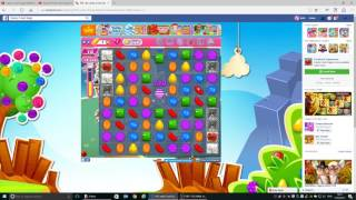 Candy Crush Saga Walkthrough Level 144  - NO BOOSTERS candy crush tips