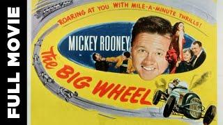 The Big Wheel (1949)   American Sport Film   Mickey Rooney, Michael O'Shea