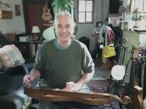 """Christmas Time Will Soon Be Over"" on dulcimer"