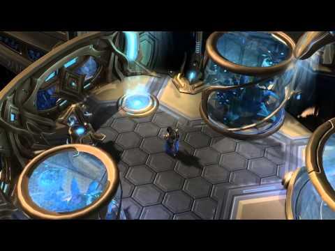 StarCraft II: игра за терранов (RU)
