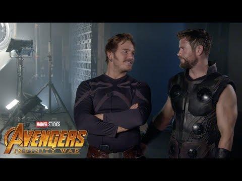 "Marvel Studios' Avengers: Infinity War -- ""Family"" Featurette"