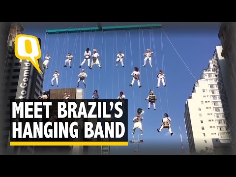 The Quint: 'Hang out' and Listen to Some Music From This Band in Brazil