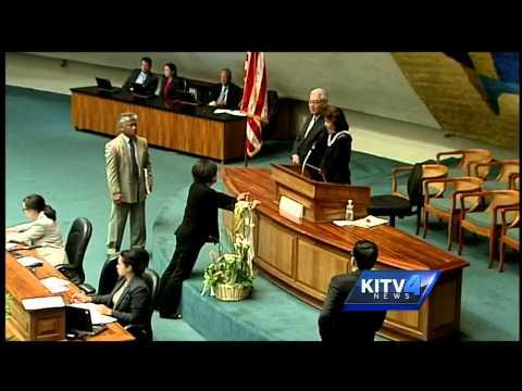 Lawmakers remove Kim as Senate President