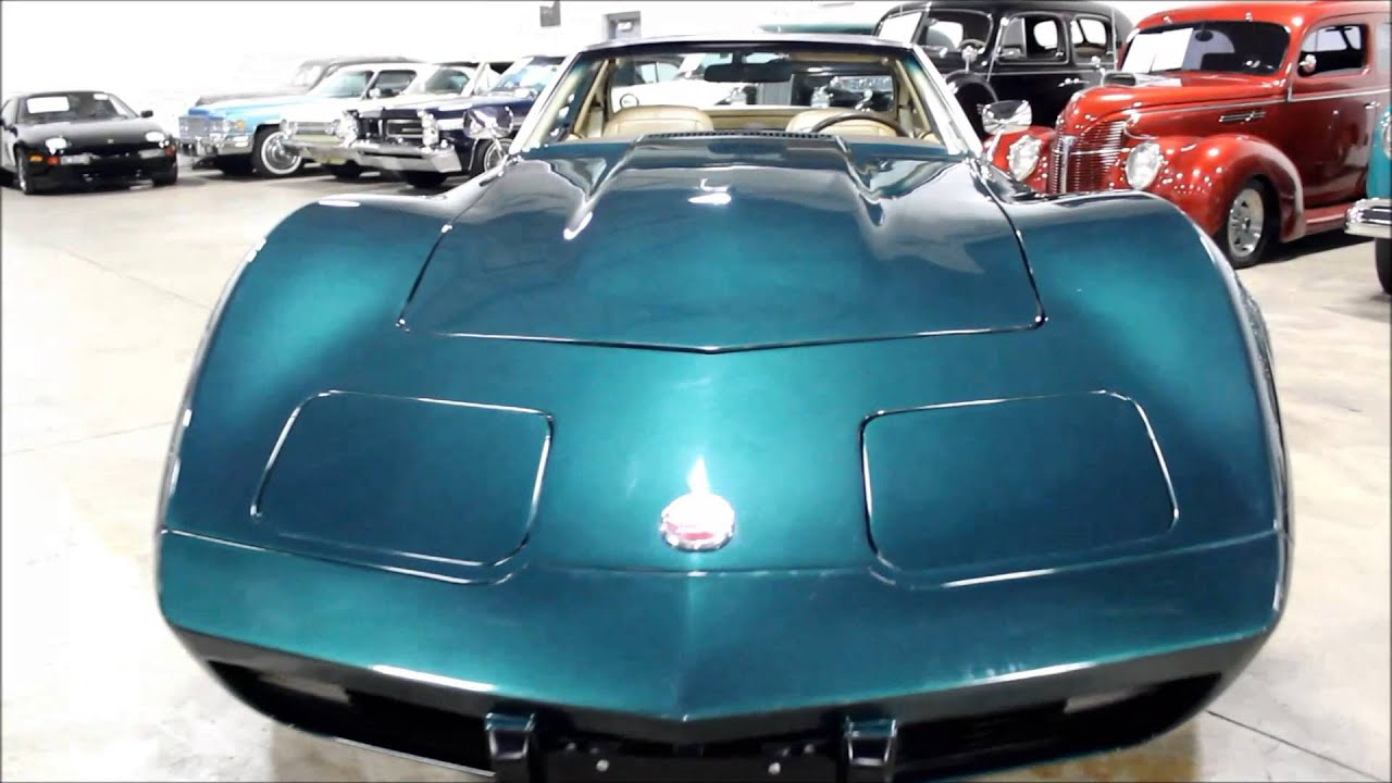 1976 Chevrolet Corvette Stingray