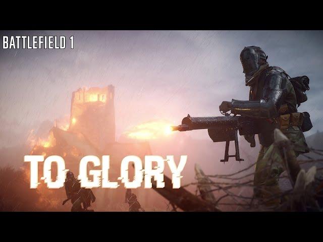 Battlefield 1 - Jogando de Sentinela