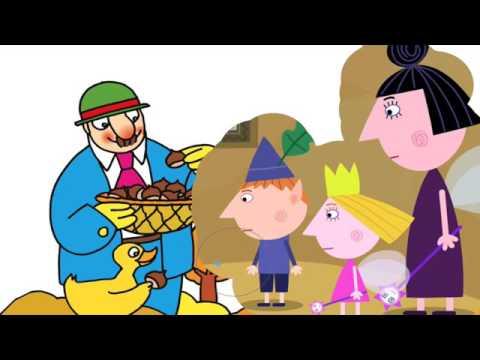 SCOPRI BEN E HOLLY PIMPA E BARBAPAPA Conosci I Cartoni Animati Video Per Bambini In Italiano
