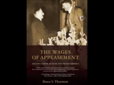 PV Radio: The Bruce S. Thornton Interview (The Wages of Appeasement)