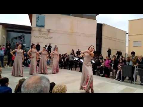 Llíria en Dansa: ball flamenc en el MALL