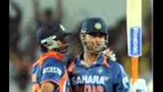 Cricinfo - India cricket team song 2011