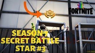 Fortnite - SEASON 7 WEEK 3 SNOWFALL CHALLENGE SECRET BATTLE STAR LOADING SCREEN #3