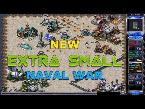 Red Alert 2 & Yuri's Revenge - Yosef Anan - Extra Small Naval v2