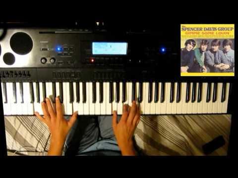 The Spencer Davis Group - Gimme Some Lovin' [Organ]