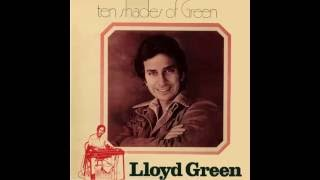Lloyd Green -  Cold Cold Heart