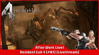 Another El Gigante?! - Resident Evil 4 [#03] [Twitch LiveStream]