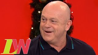 Ross Kemp Is Walking Home for Christmas | Loose Women