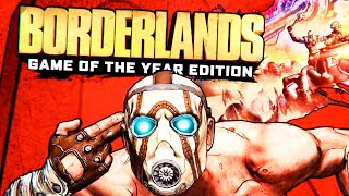 Borderlands: Game Of The Year Edition - Official Features Trailer