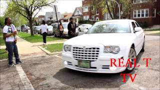 CMG COCAINE GOTTI IN CHICAGO KLANVILLE WITH BO DEAL TOP OF THE WORLD