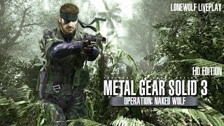 Operation: NAKED WOLF    Metal Gear Solid 3: Snake Eater (HD Edition)