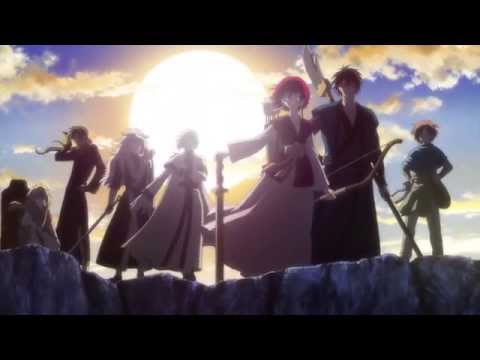 TVアニメ『暁のヨナ』第2クール オープニングテーマ 曲名:「暁の華」 アーティスト:Cyntia 作詞: SAKI 作曲: AZU 編曲: SATORI SHIRAISHI & Cyntia...