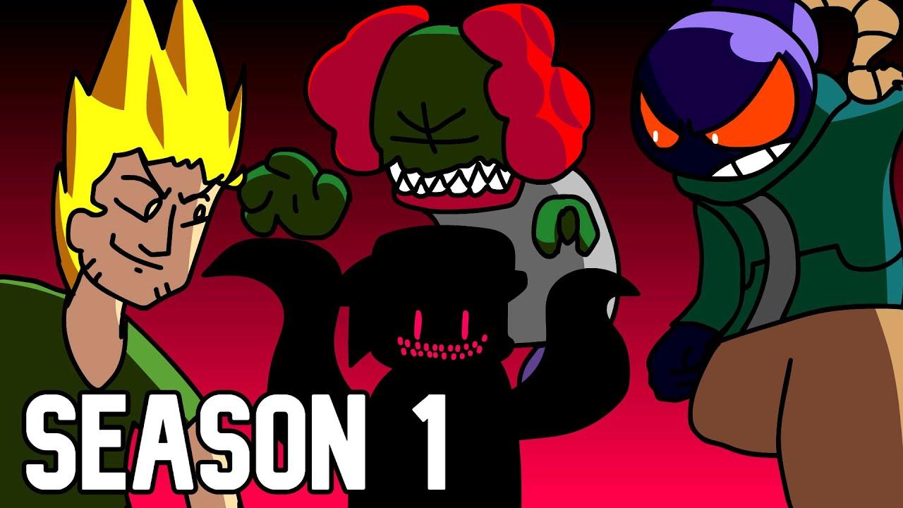 Download Evil Boyfriend Season 1 | FNF Animation