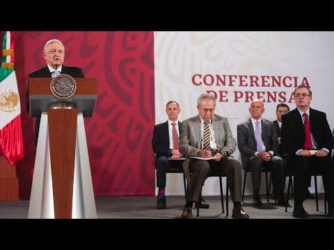 Conferencia de prensa en vivo. Martes 5 de mayo 2020 | Presidente AMLO