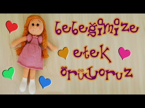 5. AMIGURUMI JULIET BEBEK Kafa (Crochet head Tutorial) | Bebek ... | 360x480