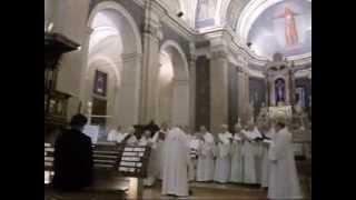 NOS  AUTEM  GLORIARI , Gregoriano; Giovanni Vianini, Paolo Oreni, Organo