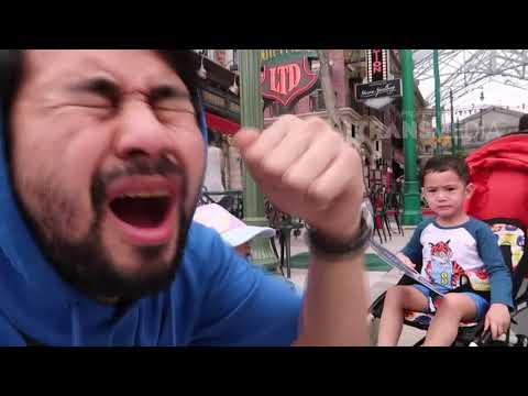 JANJI SUCI - Rafatar Marah Marah Ga Bisa Ketemu Sama Elmo (1/7/18) Part 2