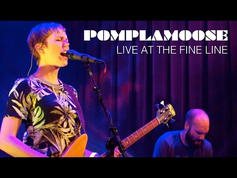 Pomplamoose - Vie En Rose (Live at The Fine Line Music Cafe 2014)