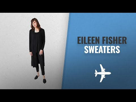 Eileen Fisher Sweaters 2018 Mejores Ventas: Eileen Fisher Lightweight Viscose Jersey Kimono Cardigan