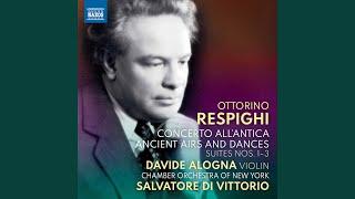 Play Violin Concerto in A Minor, P. 75 All'antica (Ed. S. Di Vittorio) II. Adagio non troppo