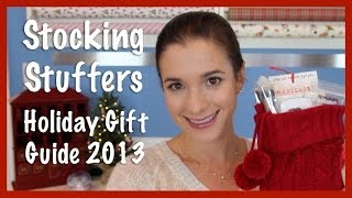 Stocking Stuffers: Holiday Gift Guide 2013 Thumbnail