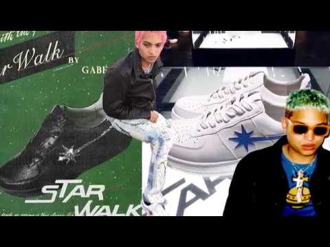 Gab3 Very Rare Starwalk Shoes, Are They