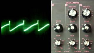 The Oscillator- Variable Waveshape