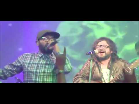 Pritam, Neha Kakkar and Benny Dayal live show
