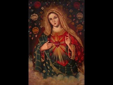 Immaculate Mary (with lyrics)