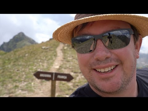 ANDORRA - Amazing views & Hotel mystery solved - Day 20