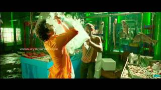 Illaya thalabathi Vijay Hit fight Scene from Villu Ayngaran HD Quality