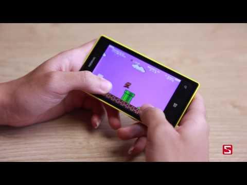 Chơi Mario trên Windows Phone 8 - Games không tiếng - CellphoneS