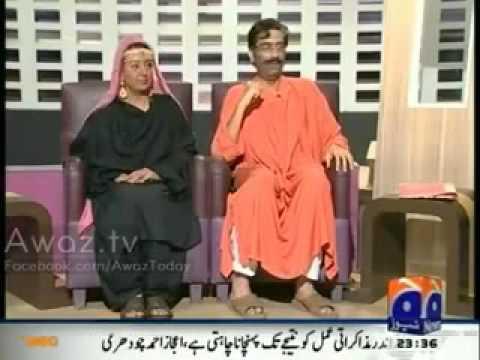 Ahmed Raza Kasuri In Khabarnaak 2nd February 2014 Full Show on Geo