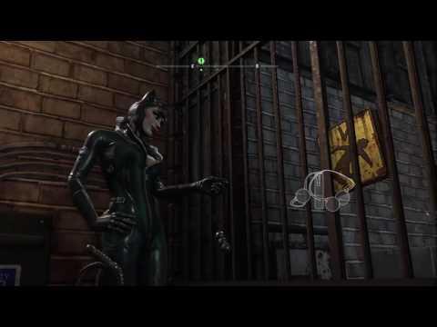 Batman: Return to Arkham - Arkham City Catwoman